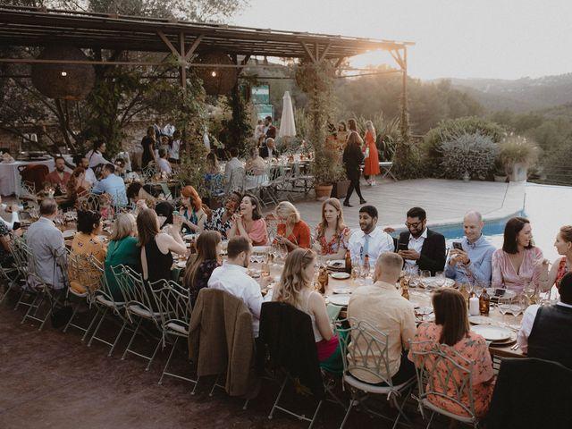 La boda de Oliver y Alice en Olivella, Barcelona 59