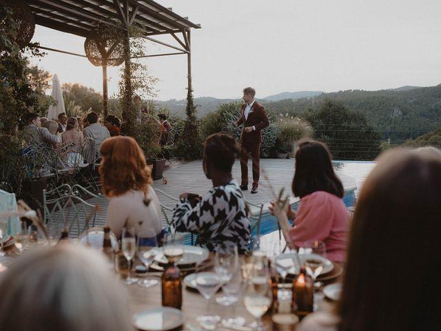 La boda de Oliver y Alice en Olivella, Barcelona 62
