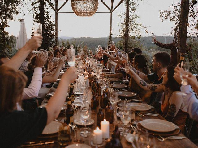 La boda de Oliver y Alice en Olivella, Barcelona 68
