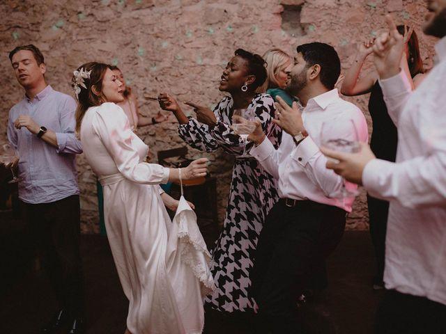 La boda de Oliver y Alice en Olivella, Barcelona 72