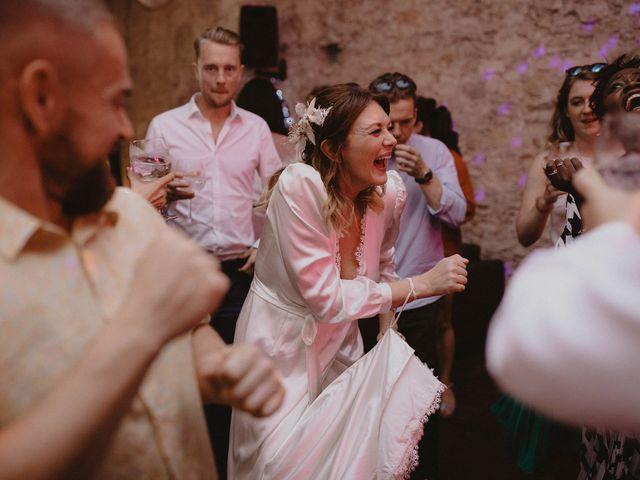La boda de Oliver y Alice en Olivella, Barcelona 73