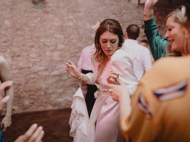 La boda de Oliver y Alice en Olivella, Barcelona 74
