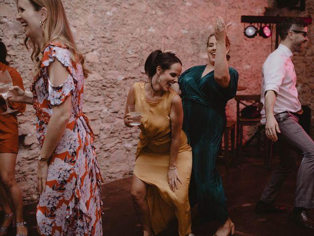 La boda de Oliver y Alice en Olivella, Barcelona 75