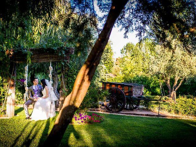 Bodas reales de los jardines del alberche for Jardines del alberche