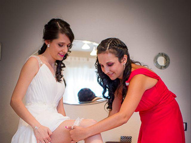La boda de Victor y Diana en Aldea Del Fresno, Madrid 11
