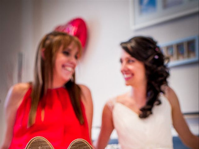 La boda de Victor y Diana en Aldea Del Fresno, Madrid 12