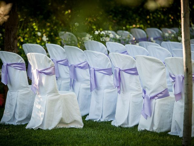 La boda de Victor y Diana en Aldea Del Fresno, Madrid 19