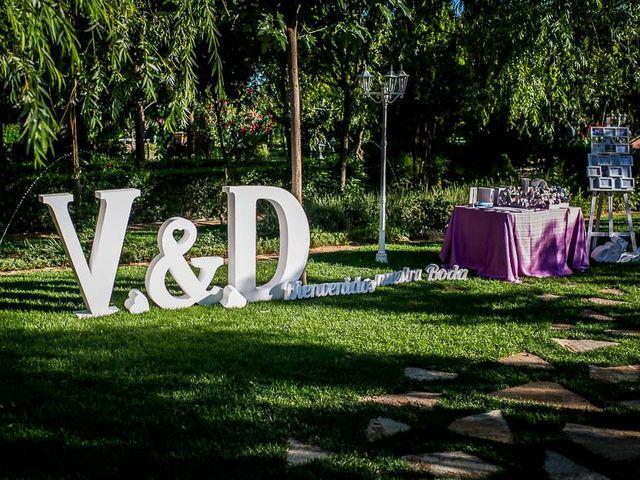 La boda de Victor y Diana en Aldea Del Fresno, Madrid 20