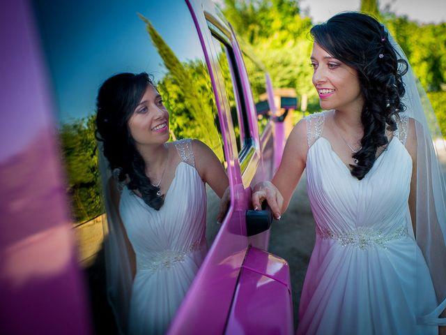 La boda de Victor y Diana en Aldea Del Fresno, Madrid 26
