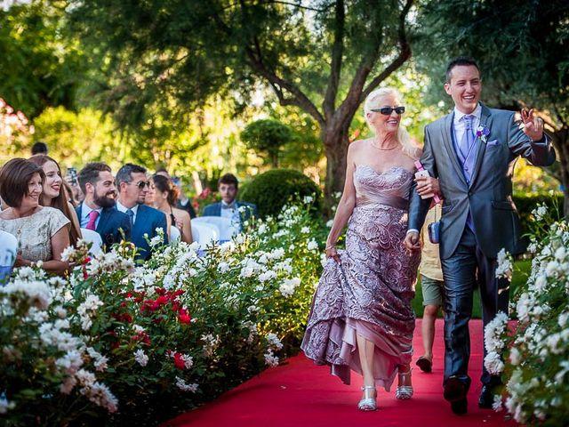 La boda de Victor y Diana en Aldea Del Fresno, Madrid 27