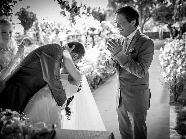 La boda de Victor y Diana en Aldea Del Fresno, Madrid 31