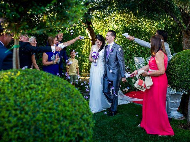 La boda de Victor y Diana en Aldea Del Fresno, Madrid 32