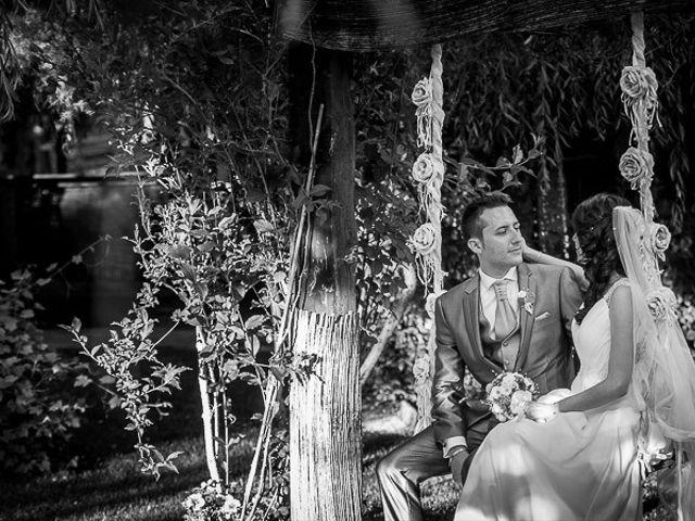 La boda de Victor y Diana en Aldea Del Fresno, Madrid 35