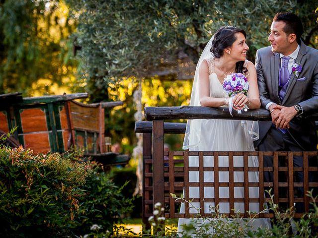 La boda de Victor y Diana en Aldea Del Fresno, Madrid 40