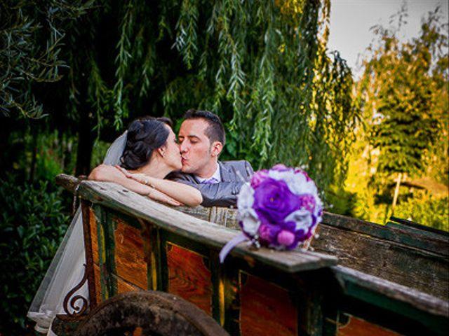 La boda de Victor y Diana en Aldea Del Fresno, Madrid 43
