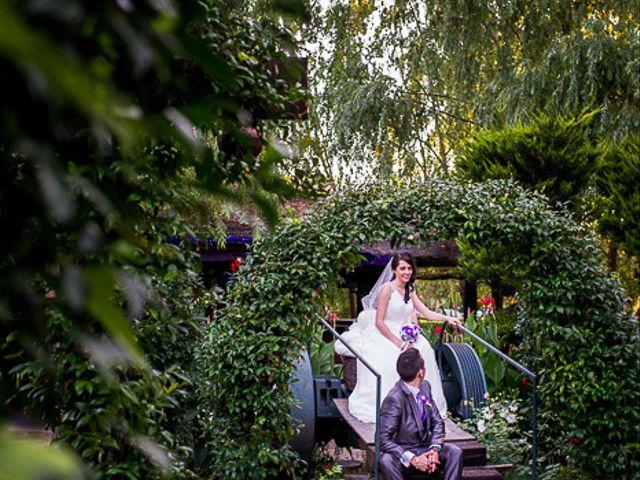 La boda de Victor y Diana en Aldea Del Fresno, Madrid 48