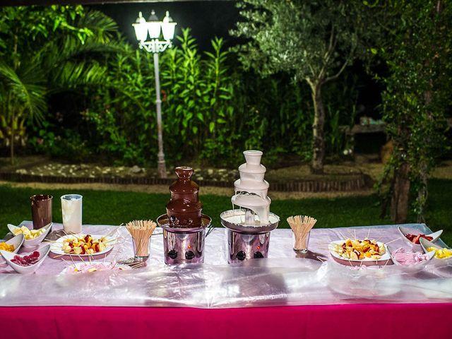 La boda de Victor y Diana en Aldea Del Fresno, Madrid 69