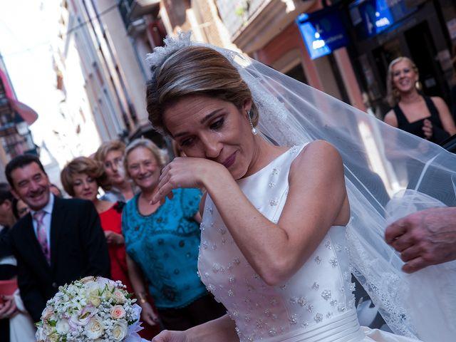 La boda de Héctor y Yolanda en Vila-real/villarreal, Castellón 15