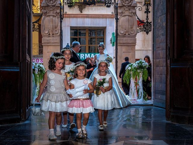 La boda de Héctor y Yolanda en Vila-real/villarreal, Castellón 16