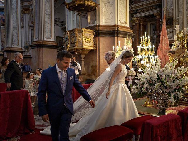 La boda de Héctor y Yolanda en Vila-real/villarreal, Castellón 17