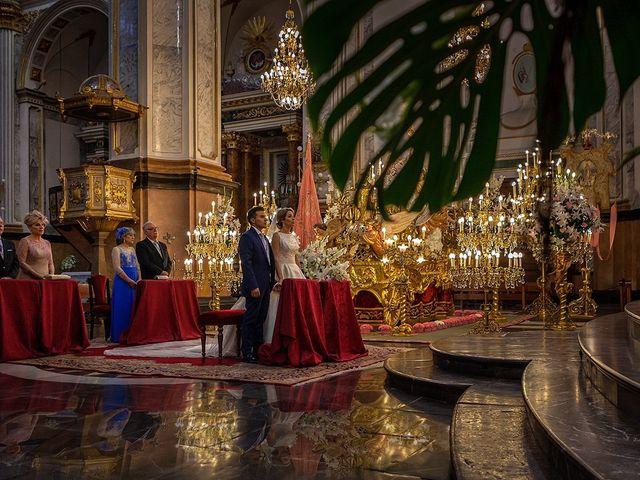 La boda de Héctor y Yolanda en Vila-real/villarreal, Castellón 18