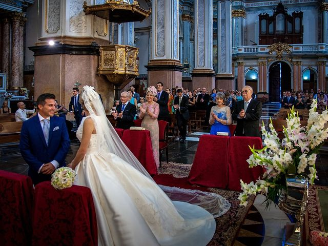 La boda de Héctor y Yolanda en Vila-real/villarreal, Castellón 24
