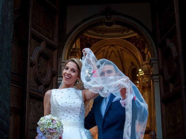 La boda de Héctor y Yolanda en Vila-real/villarreal, Castellón 27