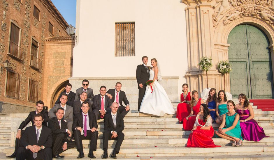 La boda de Guilermo y Elena en Murcia, Murcia
