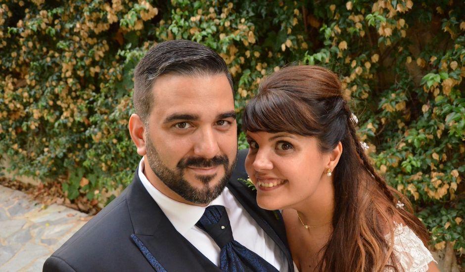 La boda de Juan  y Elisabet  en Vallirana, Barcelona