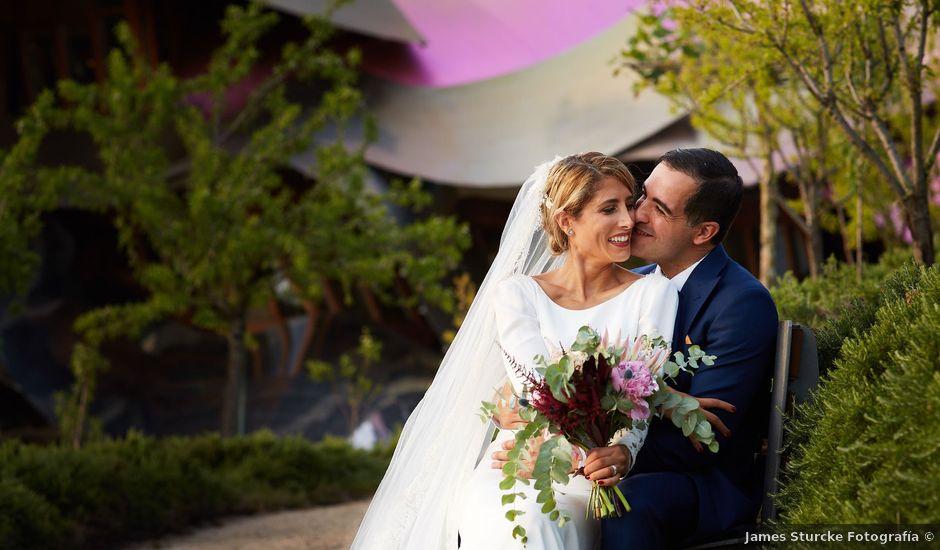 La boda de Aitor y Laura en Elciego, Álava