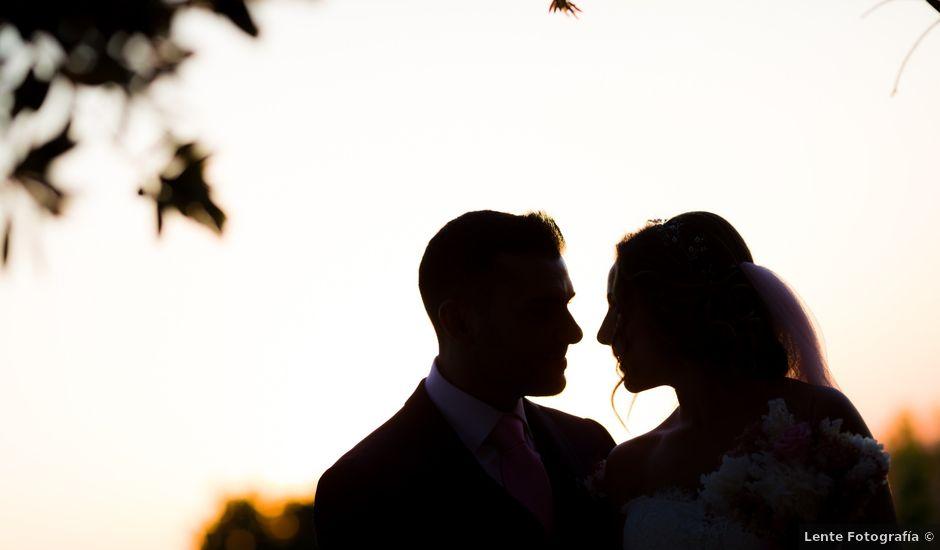 La boda de Jose y Débora en Arroyomolinos, Madrid