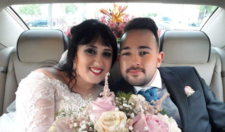 La boda de Noelia y Enrique en Huelva, Huelva