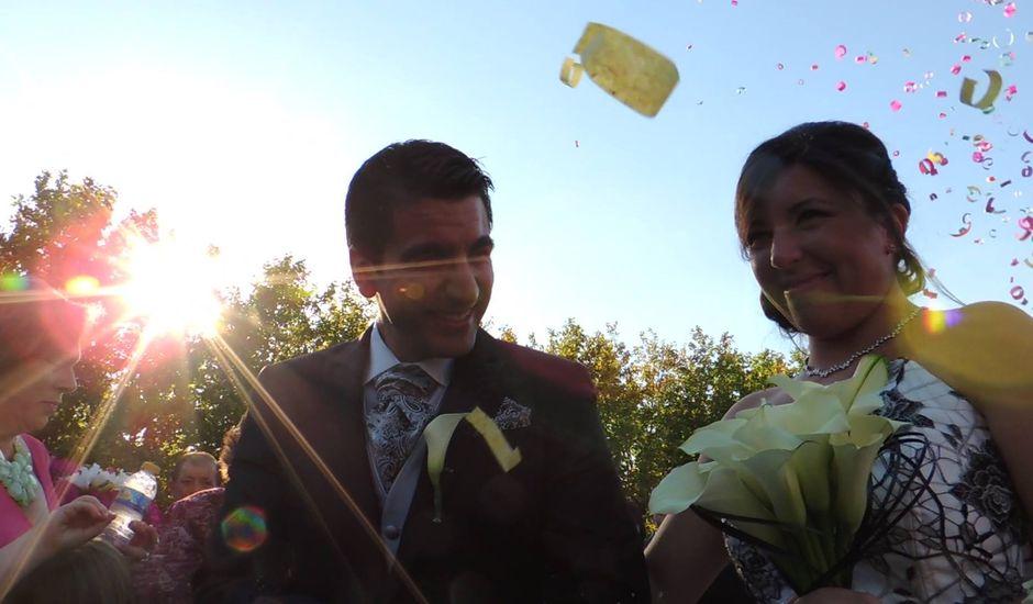 La boda de Fran y Eva en Madrid, Madrid