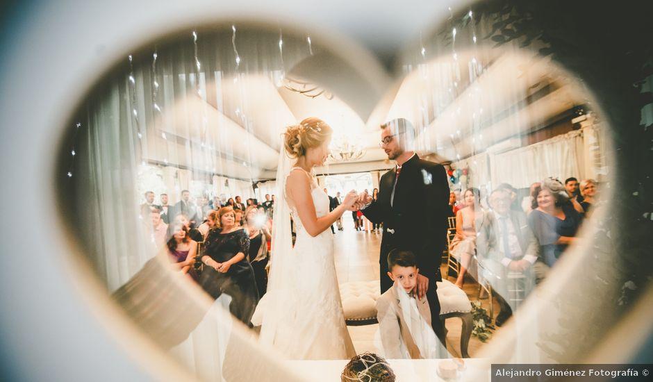 La boda de Salva y Tamara en Elx/elche, Alicante
