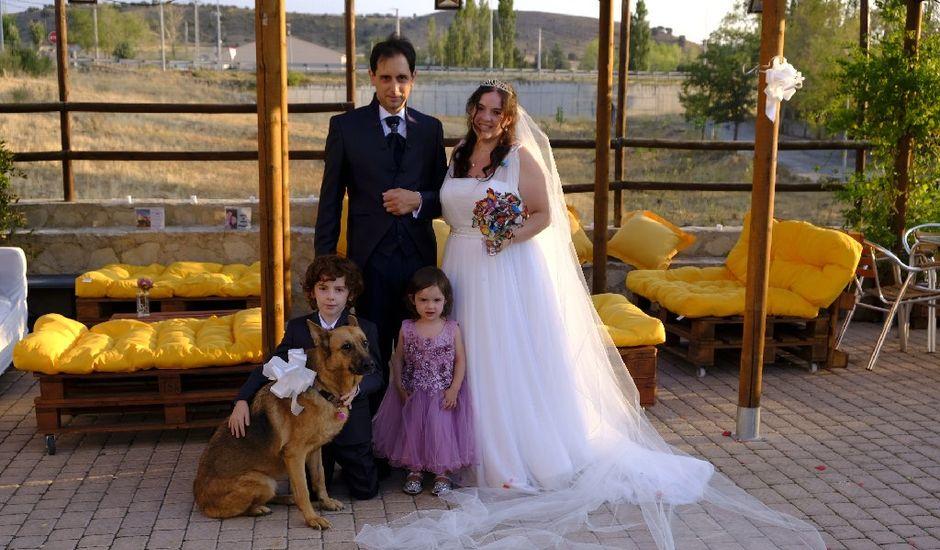 La boda de Daniel y Alexandra en Zarzuela Del Monte, Segovia