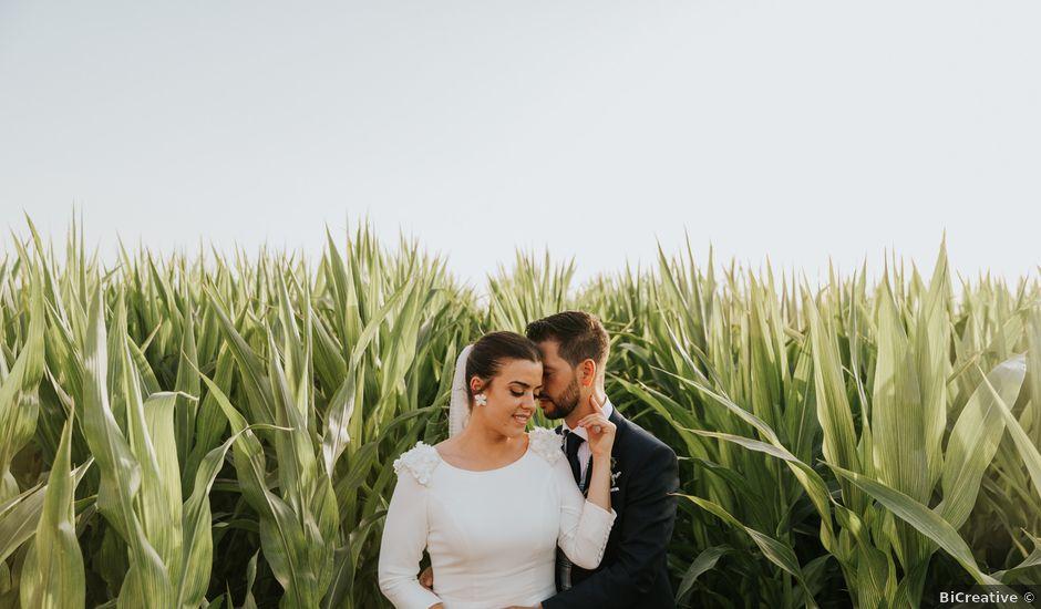 La boda de Moises y Carolina en Membrilla, Ciudad Real