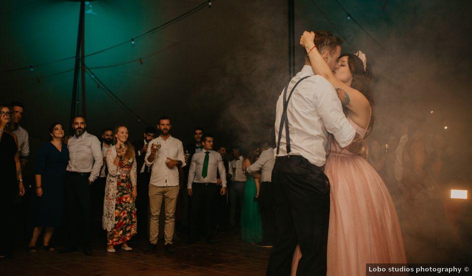 La boda de Ivan y Jennifer en Riudoms, Tarragona