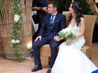 La boda de Sara y Julio 1