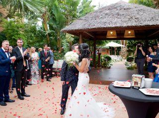 La boda de Sara y Julio