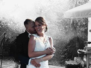 La boda de Cristina y Saul 1