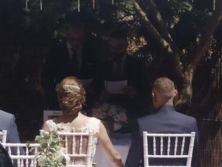 La boda de Cristina y Saul 2