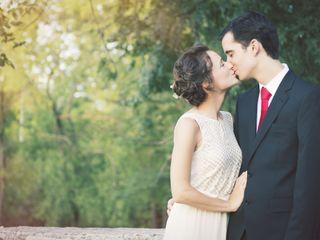 La boda de Ainhoa y Arturo