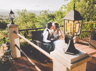 La boda de Sandra y Azael