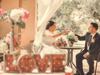La boda de Alejandra y José Antonio
