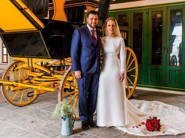La boda de Jesús y Laura en Dos Hermanas, Sevilla 14