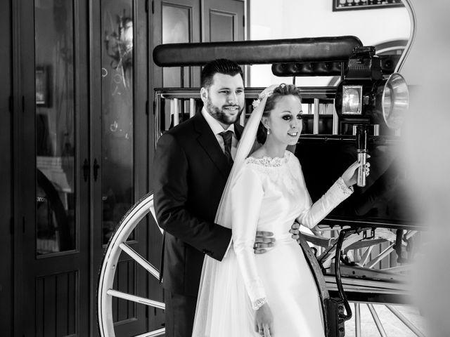 La boda de Jesús y Laura en Dos Hermanas, Sevilla 17
