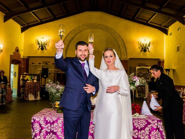 La boda de Jesús y Laura en Dos Hermanas, Sevilla 19