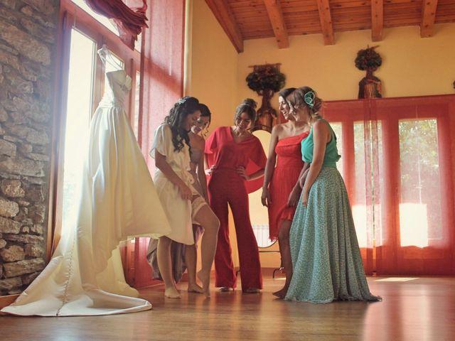La boda de David y Mireia en La Seu D'urgell, Lleida 2