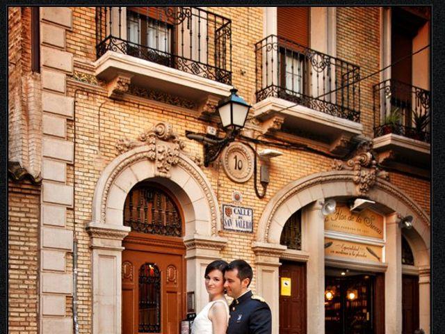La boda de Miriam y Fernando en Zaragoza, Zaragoza 8