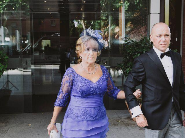 La boda de Jesús y Eva María en Galapagos, Guadalajara 10
